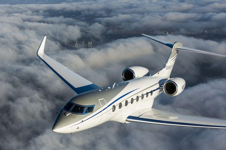 GULFSTREAM G650ER创下纽约至迪拜飞行时间新纪录