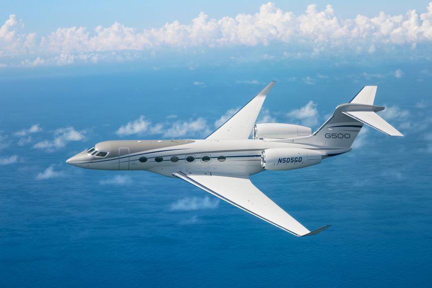 GULFSTREAM G500和G600首次亮相亚洲公务航空大会及展览会
