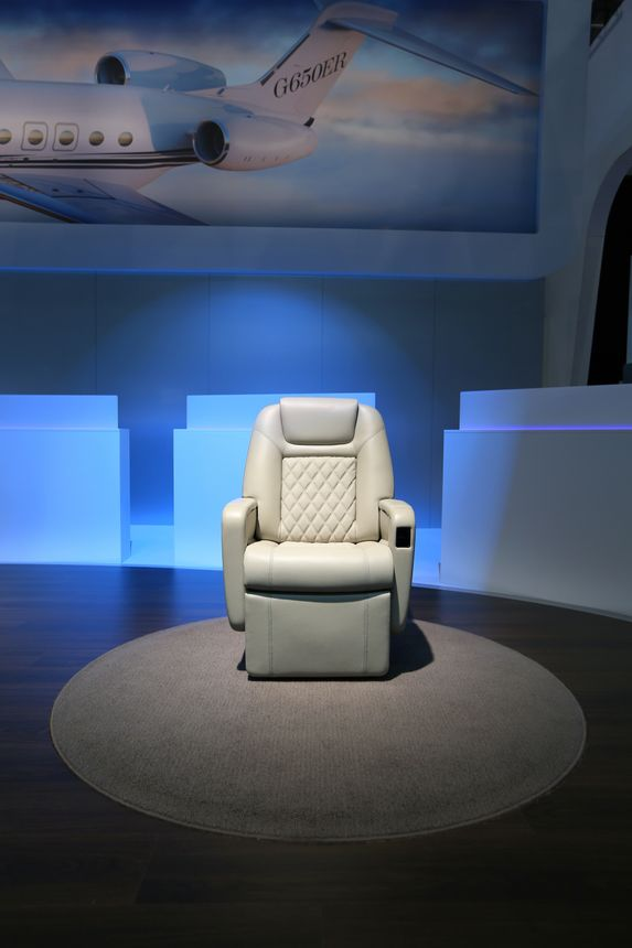 Gulfstream Classic Seat