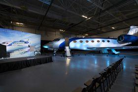湾流准时交付首架新一代G500飞机