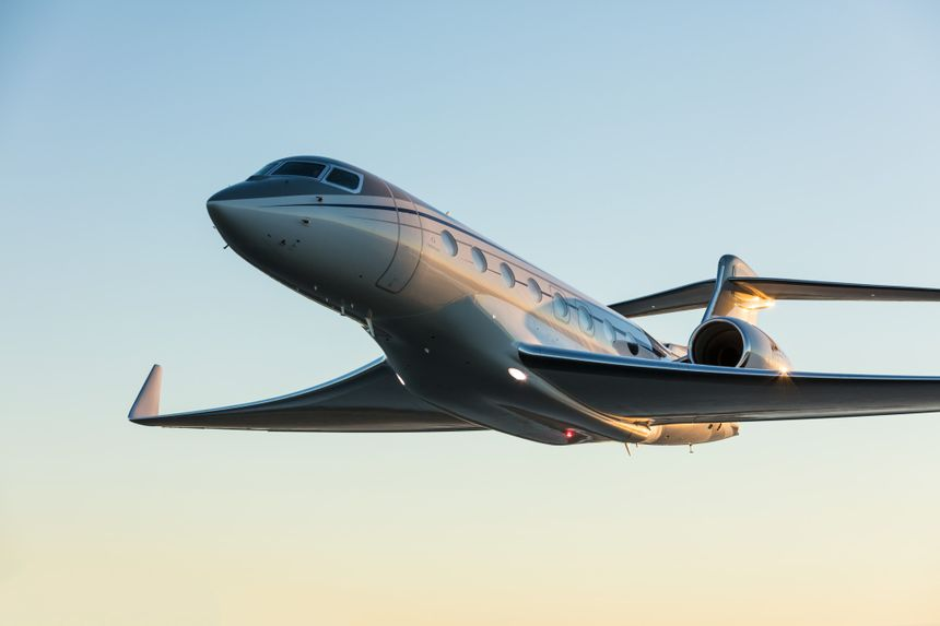 湾流交付第400架G650系列飞机