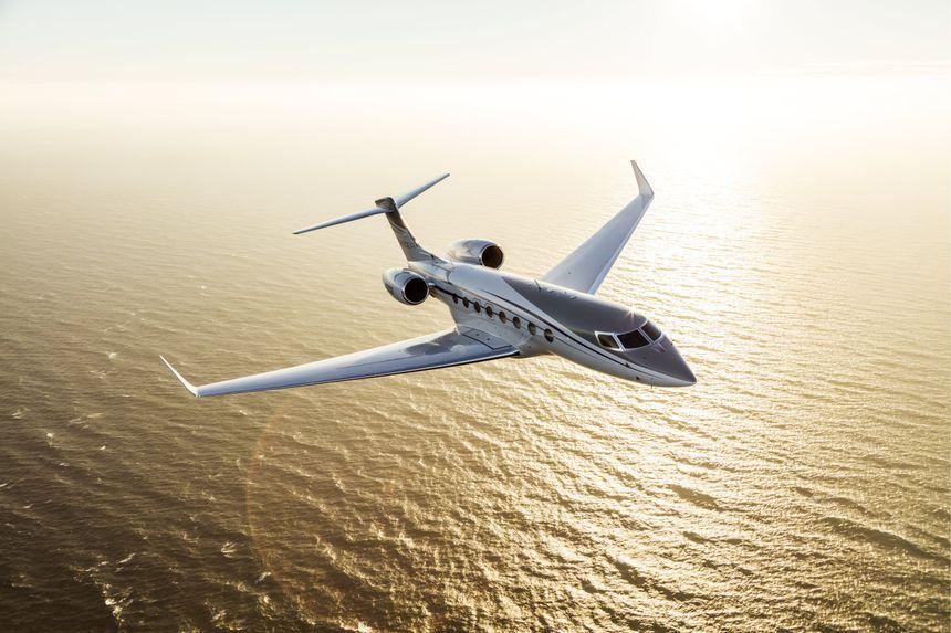 GULFSTREAM G650ER打破公务喷气机最远航程的速度纪录