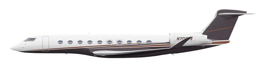 湾流宣布首个北美G700机队客户
