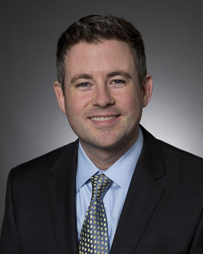 Grant Kennedy, director de Ventas de América del Norte, División Este