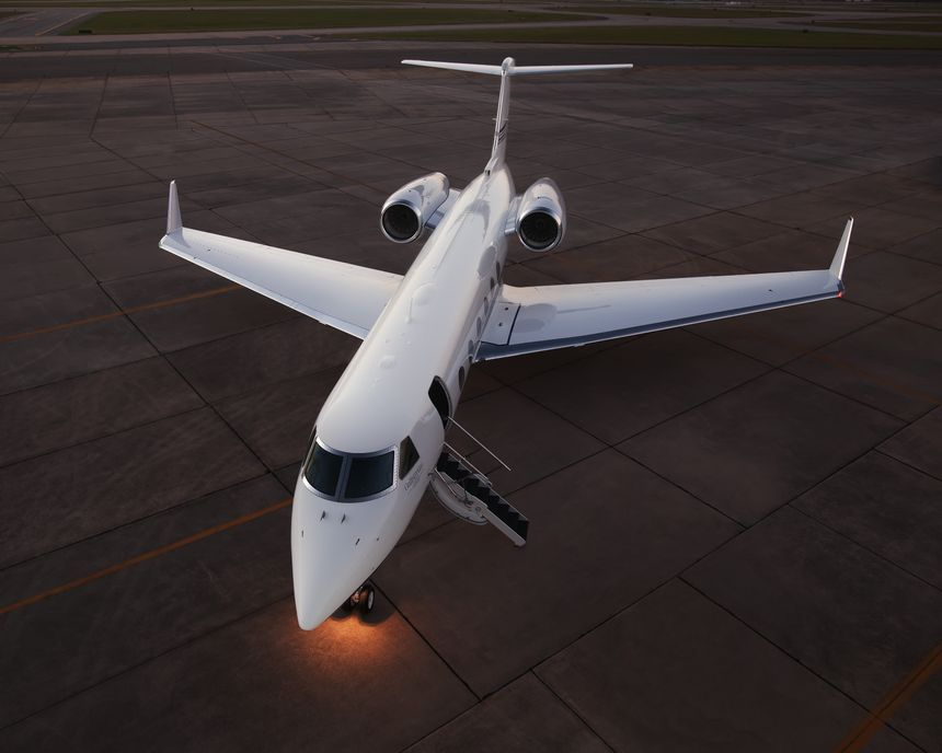 The Gulfstream G450
