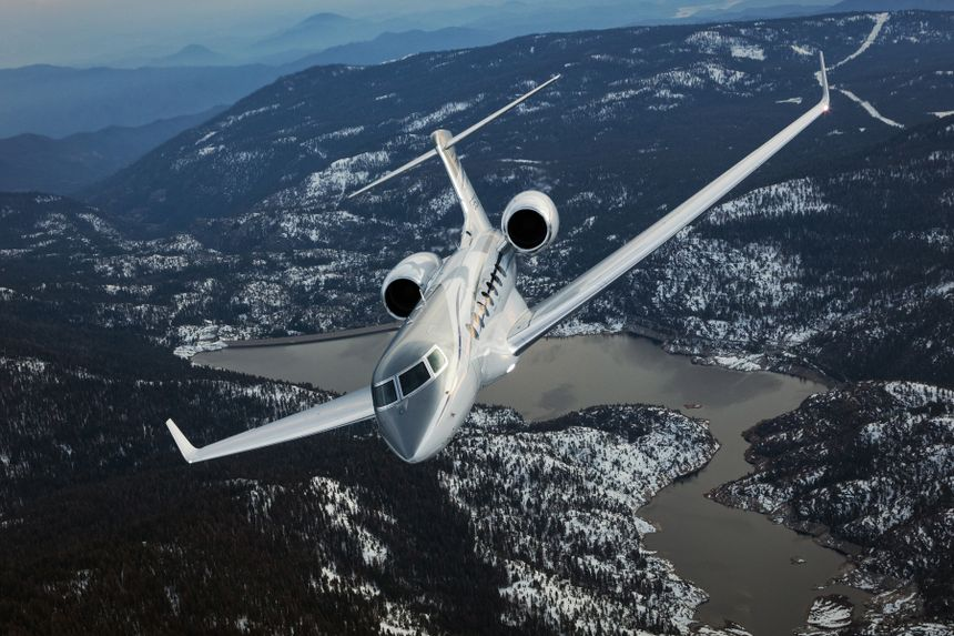 Gulfstream G500 Earns Both Type And Production Certificates