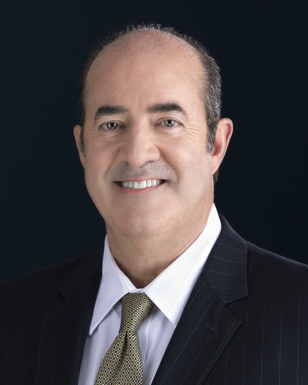 Mark Burns, Presidente de Gulfstream Aerospace Corp.
