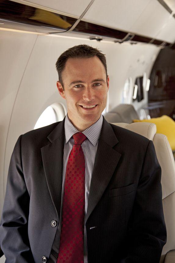 Matthew Sandidge, Vice-presidente de Vendas para a Rússia e a Comunidade dos Estados Independentes