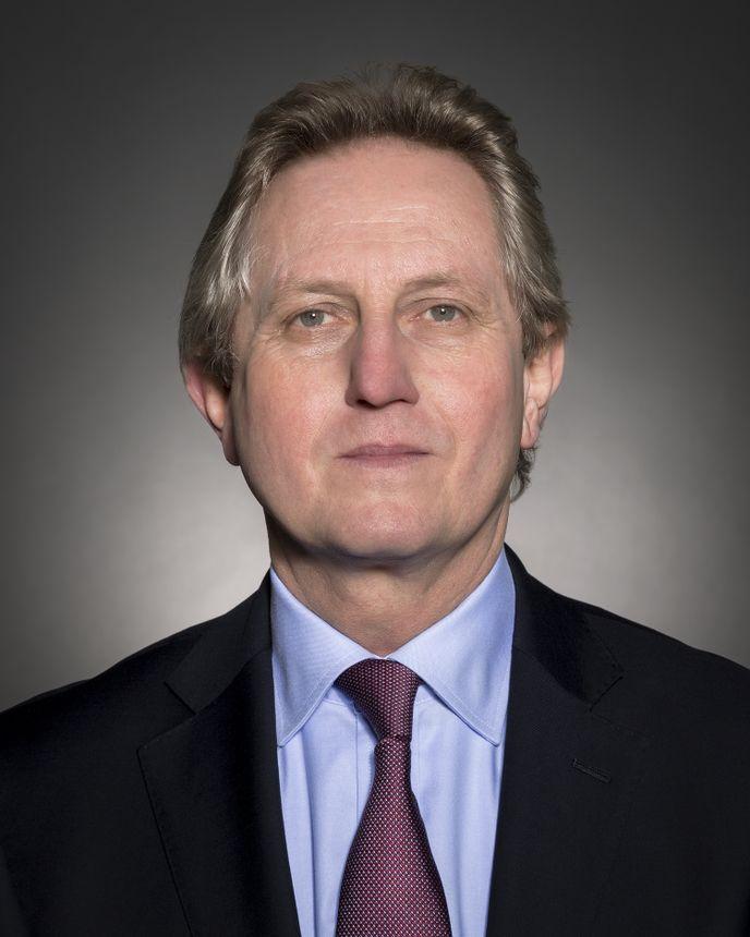 Walter Stark, Vice-Presidente Regional De Vendas Para O Sul Da Europa