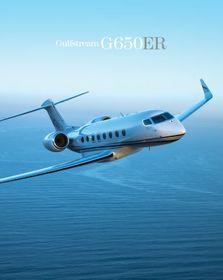 Ficha de especificações do G650ER