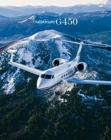 Ficha de especificações do G450