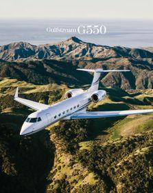 Ficha de especificações do G550