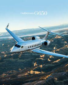 Ficha de especificações do G650