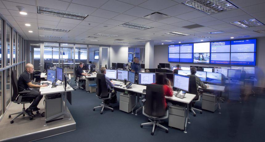 Equipe integrada no local comanda retorno mais rápido ao serviço de aeronaves em solo.