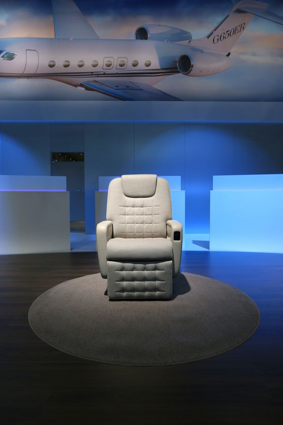 Gulfstream Minimalist Seat
