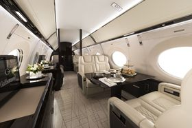 The Award-Winning Gulfstream G600