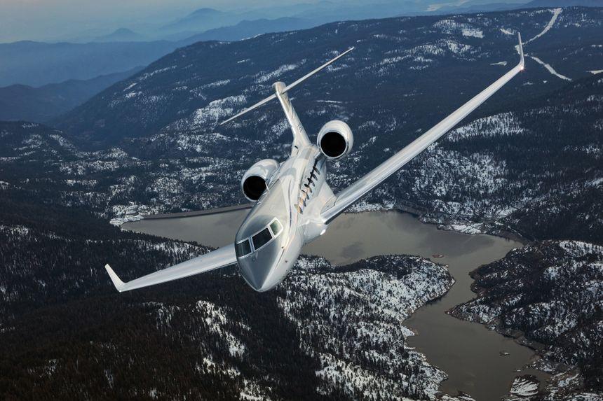 GULFSTREAM G500 CONSEGUE CERTIFICADOS DE TIPO E DE PRODUÇÃO DA ADMINISTRAÇÃO DA AVIAÇÃO FEDERAL AMERICANA (FAA)