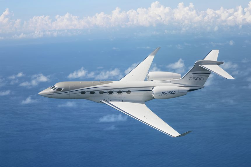 Gulfstream G500 Completes High-Speed World Tour