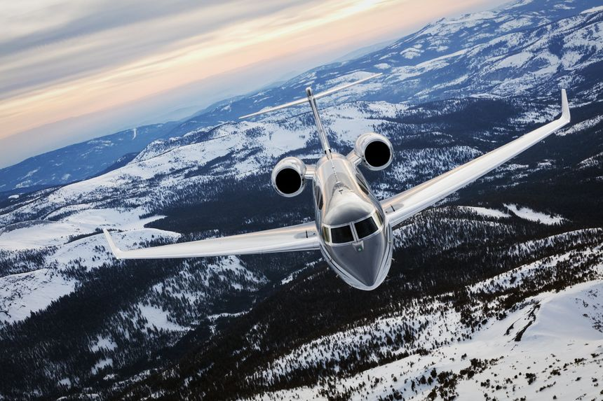 The Gulfstream G500