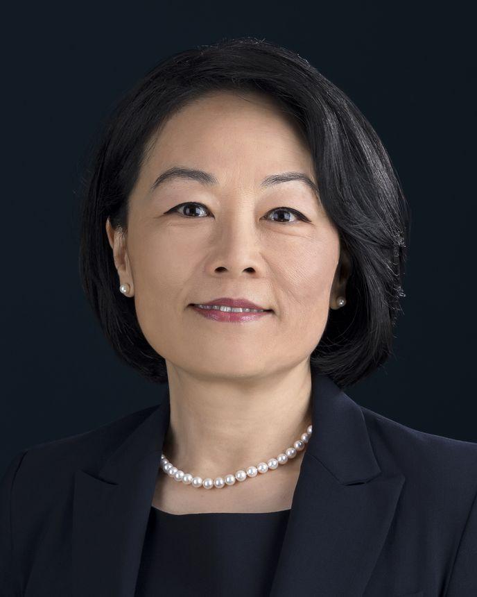 Leda Chong, Vice-Presidente Sênior Programas e Vendas para Governos