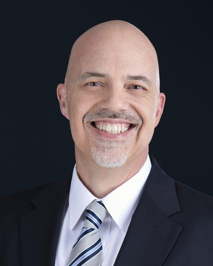 Derek Zimmerman, Presidente, Atendimento ao Cliente da Gulfstream