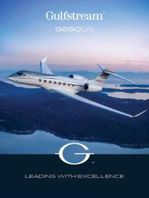 Ficha de especificações do G650™ e G650ER™