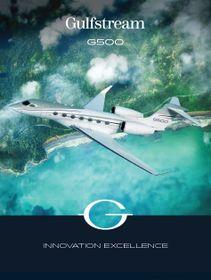 FICHA DE ESPECIFICAÇÕES DO G500™