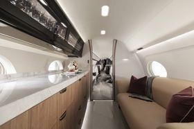 Gulfstream G700 Ultragalley