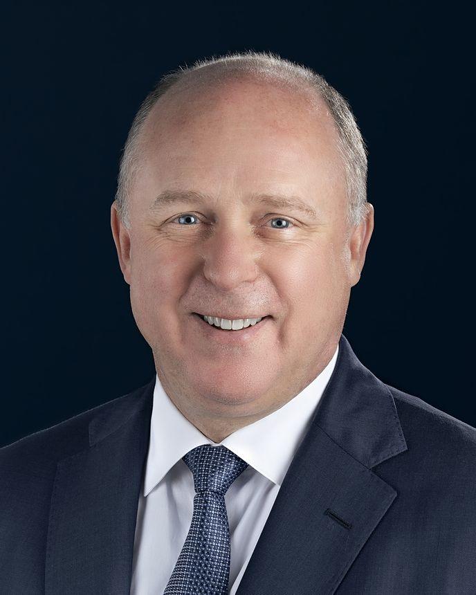 Scott Neal, Vice-Presidente Senior de Worldwide Sales