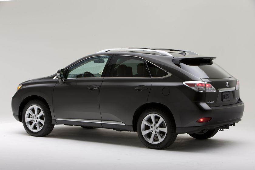 specs suv vehicle oem gas details type view manufacturer base rx rq lexus specifications
