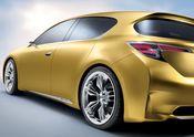 Lexus LF-Ch Concept 07