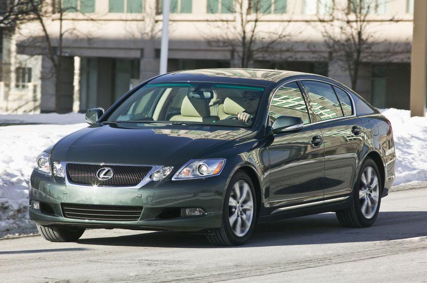 2008 Lexus GS 350 05