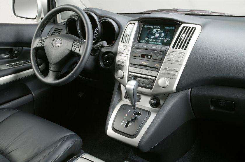 2006 Lexus RX 400h 10