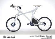 Lexus Hybrid Bicycle Concept 1