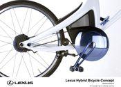 Lexus Hybrid Bicycle Concept 6