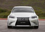 Lexus LF-Gh Concept 008