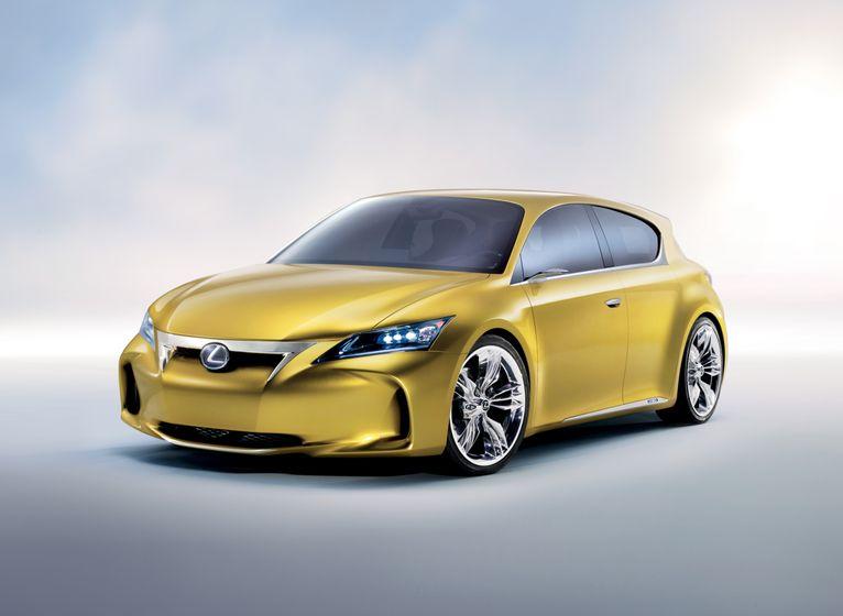Lexus LF-Ch Concept 01
