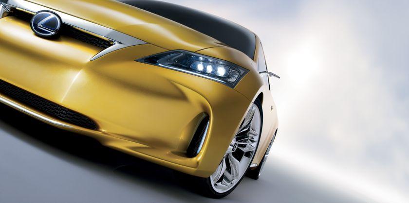 Lexus LF-Ch Concept 06