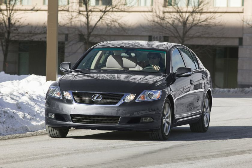 2010 Lexus GS 350 04