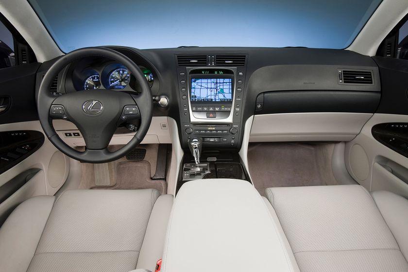2010 Lexus GS 350 07
