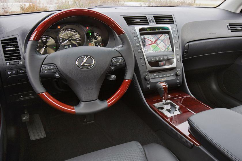 2010 Lexus GS 450h 23