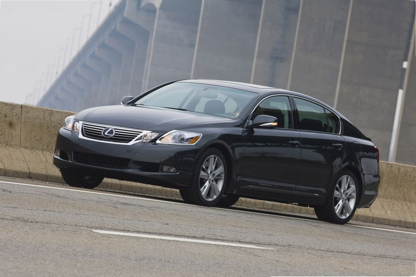 2011 Lexus GS 450h 13