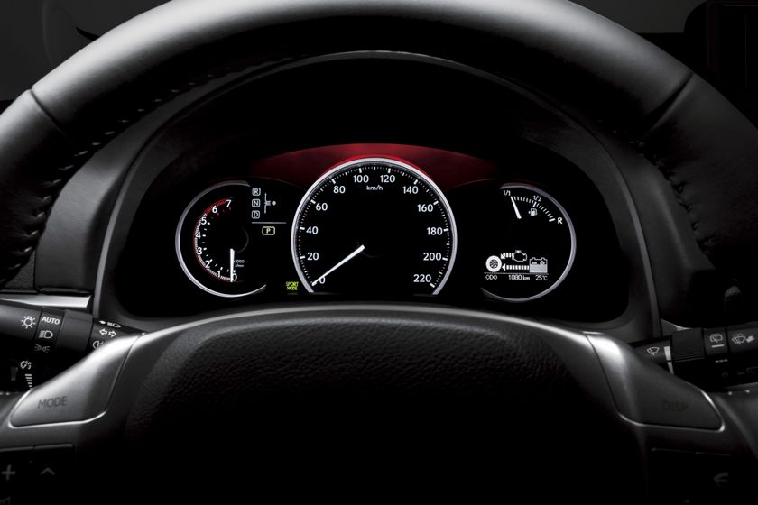 Lexus CT 200h INT 09