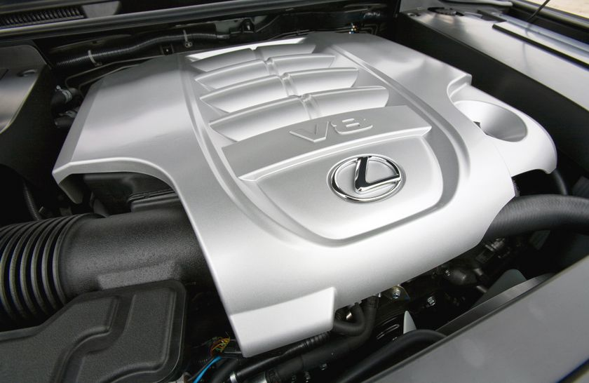 2011 Lexus LX 570 113
