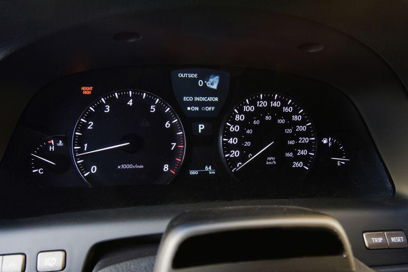2011 Lexus LS460 14