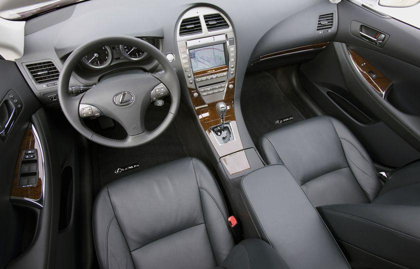 2011 Lexus ES350 20