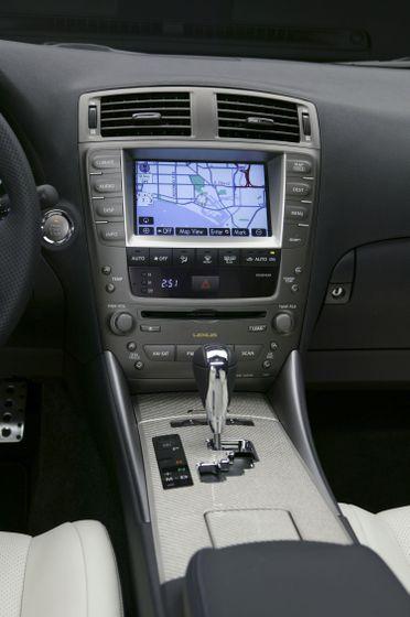 2011 Lexus IS F 15
