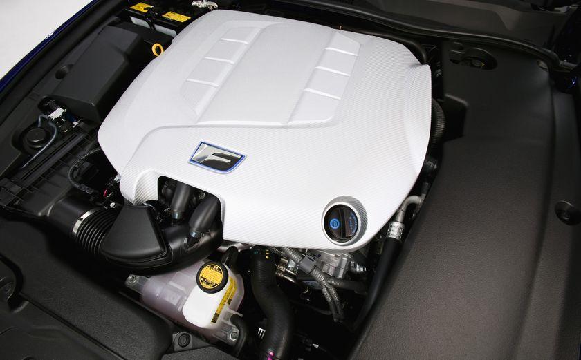 2011 Lexus IS F 19