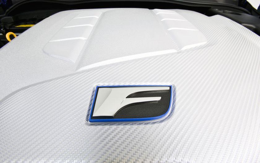 2011 Lexus IS F 20