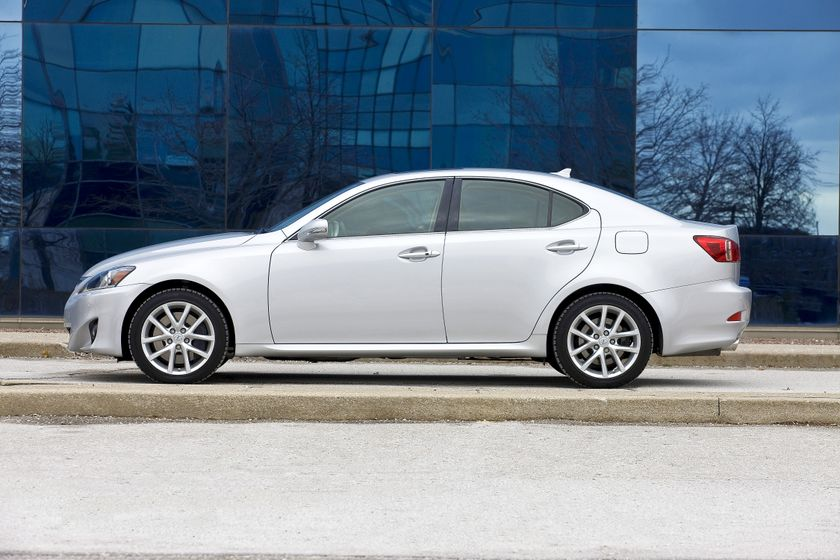 2011 Lexus IS350 AWD 05